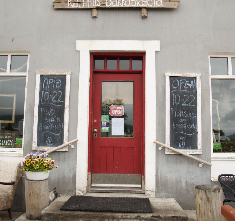 Cafe in Dalvik