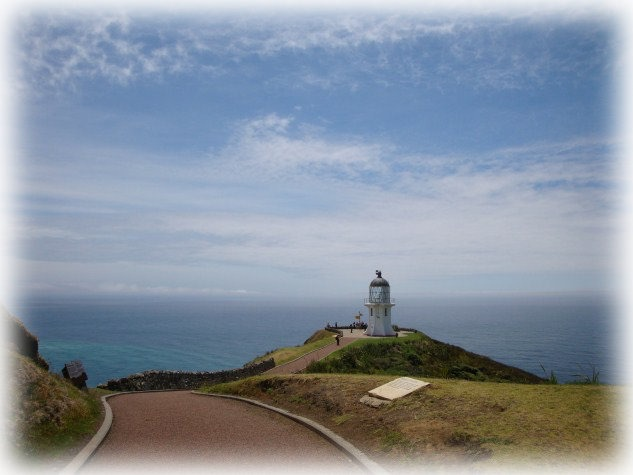 Das Lighthouse am Cape Reinga