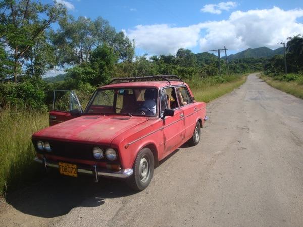 Mit alten Autos erlebt man was in Kuba