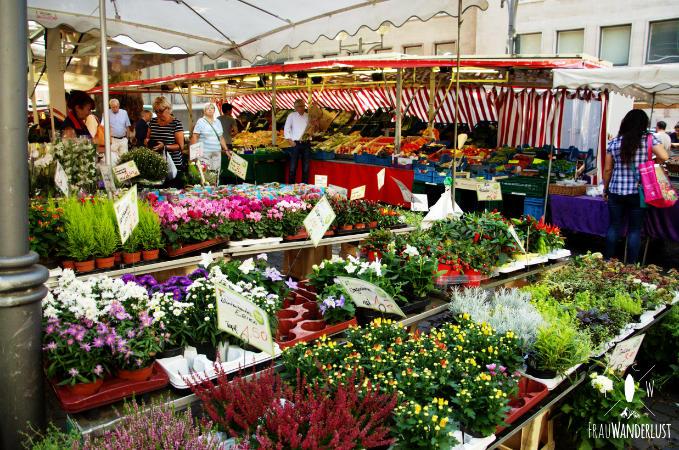 Wochenmarkt in Köln