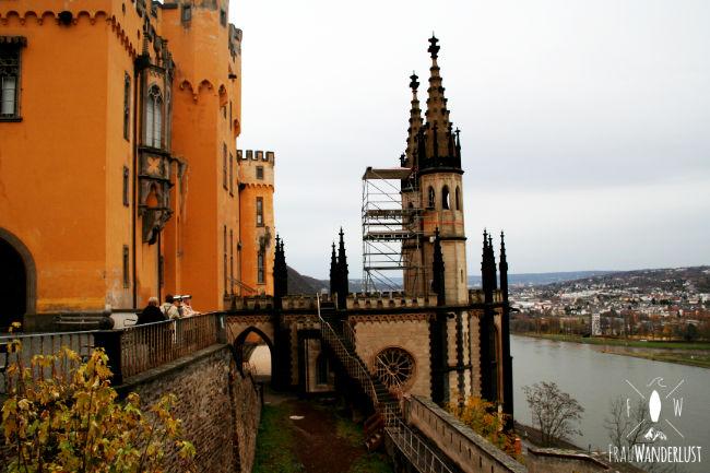 Schloss in Koblenz