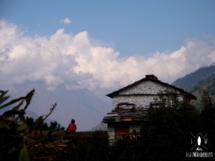Auf dem Weg der Annapurna Runde