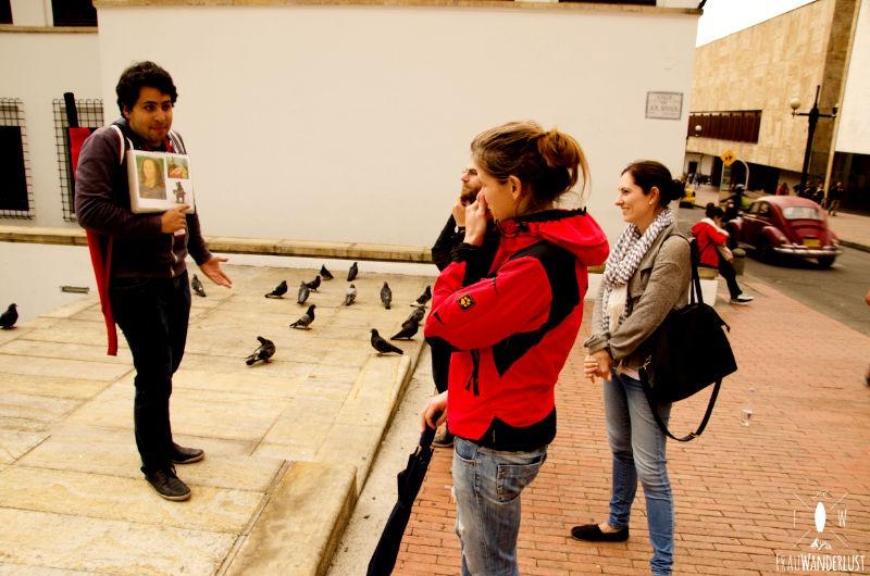 Bogotá: Free Walking Tour
