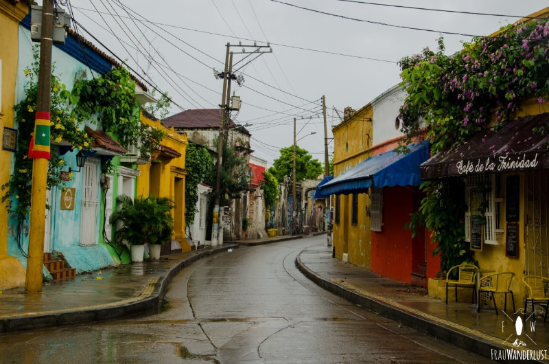 Bunt, bunter, Cartagena