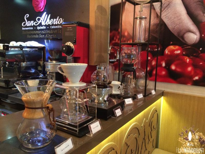 Cartagena: Das San Alberto Café