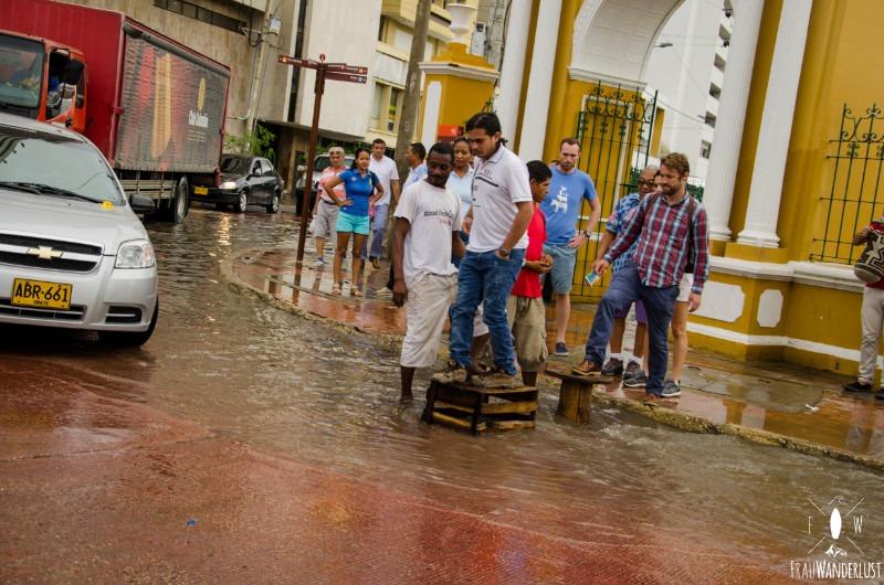 Cartagena: Findige Geschäftsmänner zum Zweiten