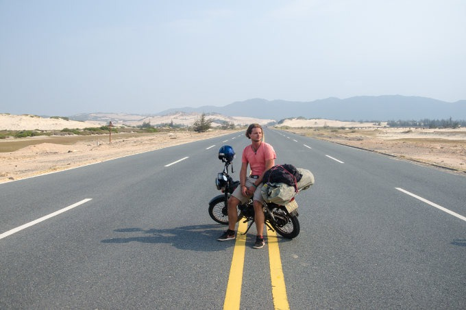 Reisen, Nick in Vietnam