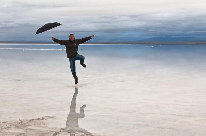 Reisen, Stefano in Bolivien