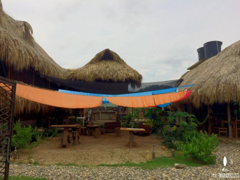 Norden Kolumbien: Bella Flora Hostel