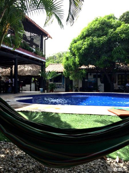 Norden Kolumbien: Dreamer Hostel