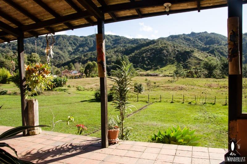 Spanisch lernen in Medellín: was für ein Ausblick