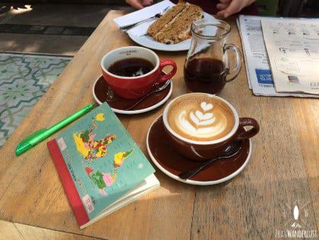 Medellin: Cafe Pergamino