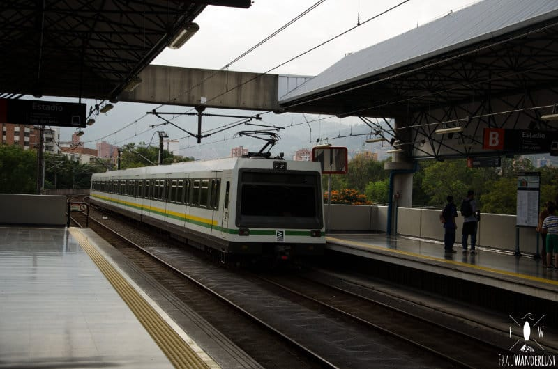 Medellin: Metro
