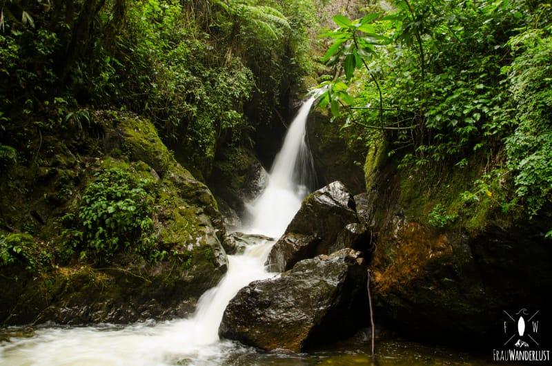 Salento; Wasserfall