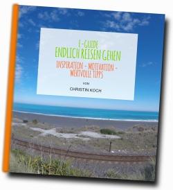 Buchcover: E-Guide Endlich Reisen Gehen