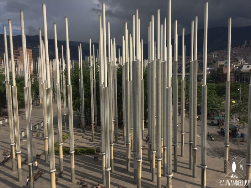 Gründe für Kolumbien: Friedensbemühungen