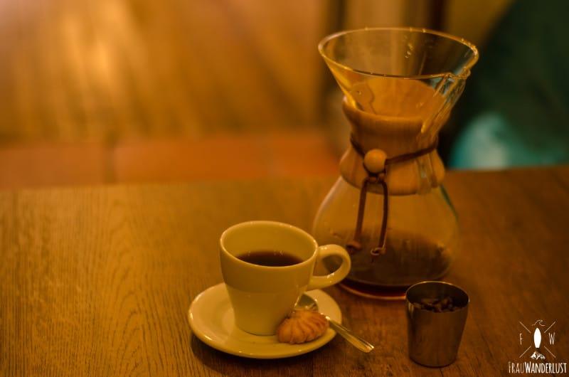 Gründe für Kolumbien: Kaffee