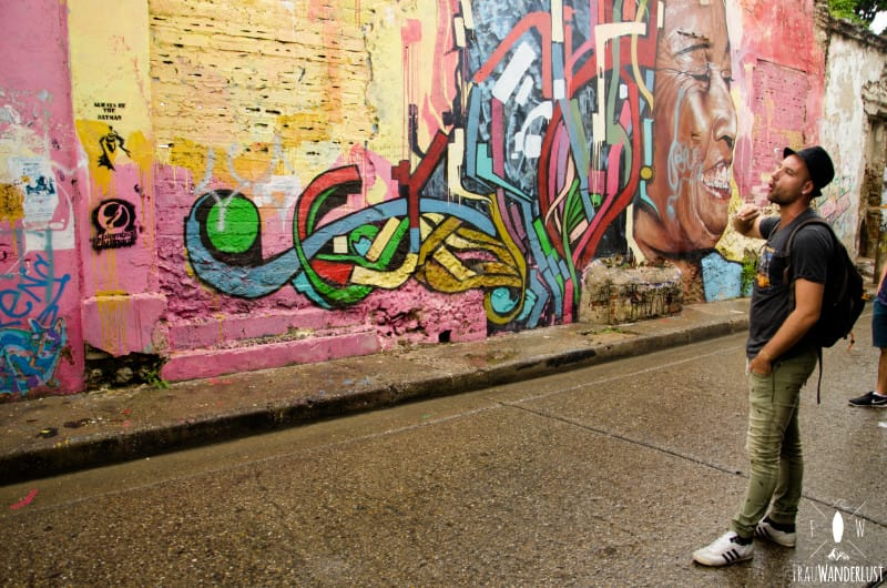 Gründe für Kolumbien: StreetArt
