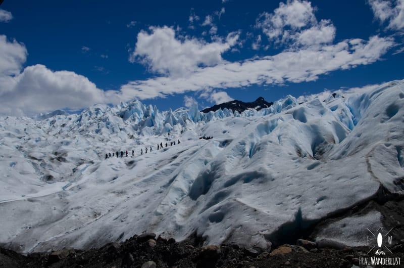 Patagonien auf eigene Faust: Eistrekking