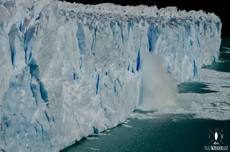 Patagonien auf eigene Faust: der Gletscher