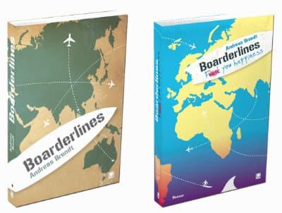 Interview mit Andreas Brendt von Boarderlines: seine Bücher