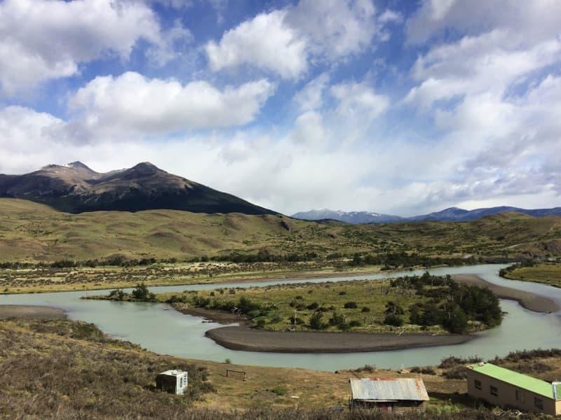 Torres del Paine für Anfänger - am Eingang