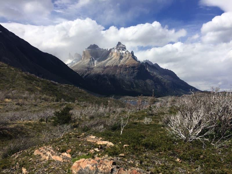 Torres del Paine für Anfänger - bei Sonnenschein