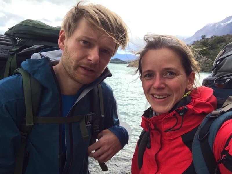 Torres del Paine für Anfänger - wir nach dem ersten Tag