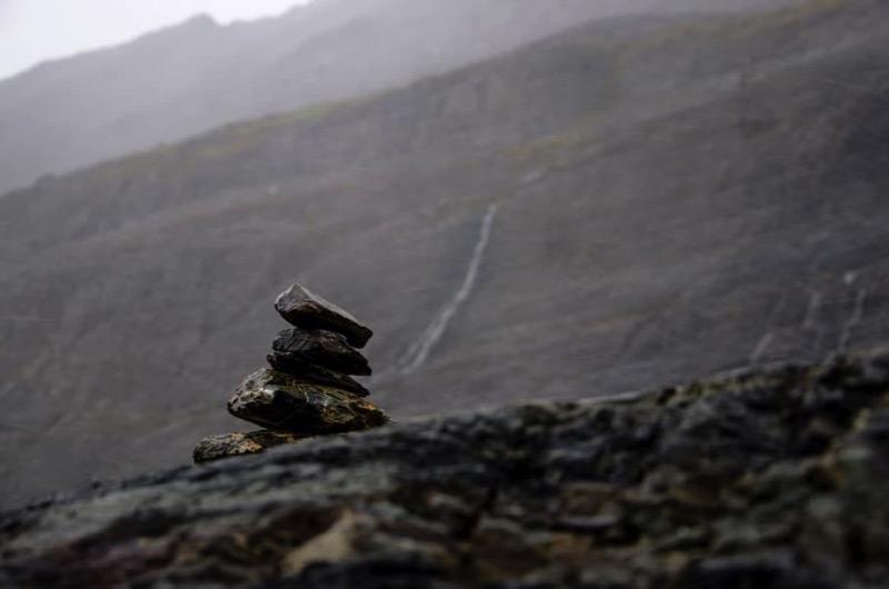 Wunderbare Aussichten auch in Ushuaia