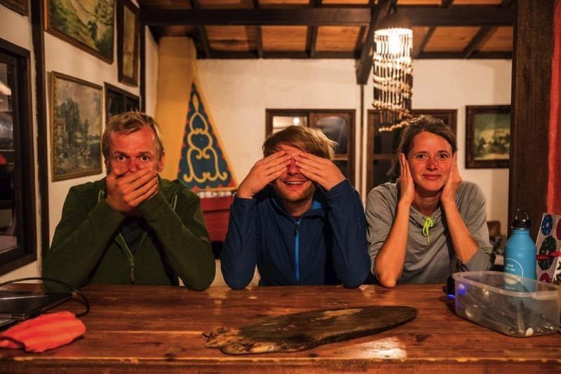 Weltreise: Unterkunft in Guatape