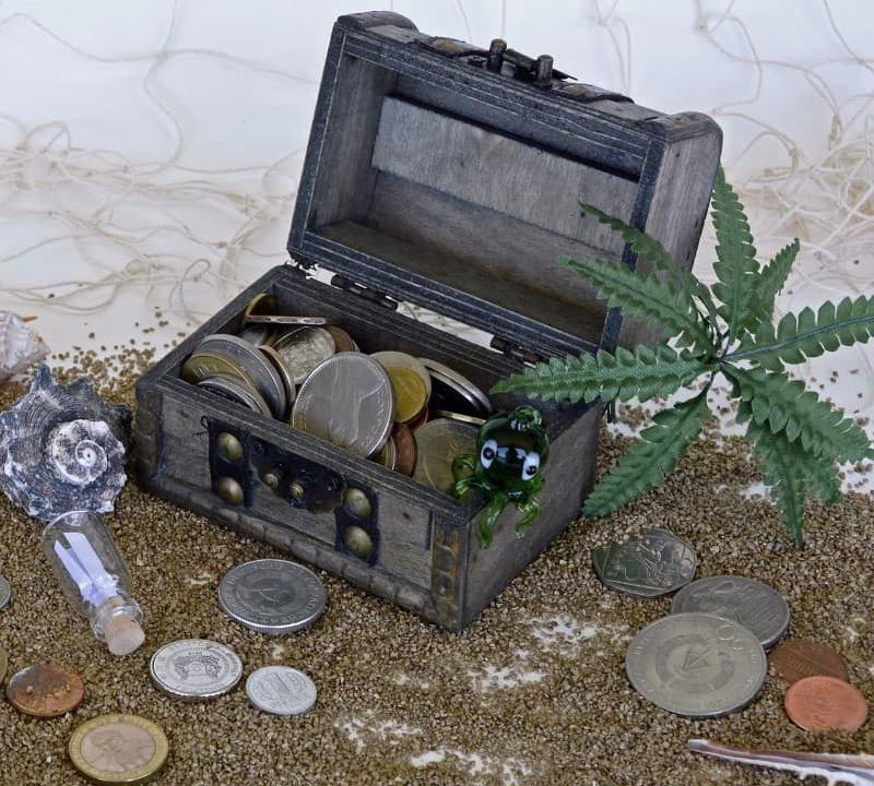 Beitragsbild Reisekreditkarte zum Geld abheben in Patagonien