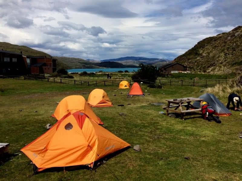 Reise planen: die Unterkunft