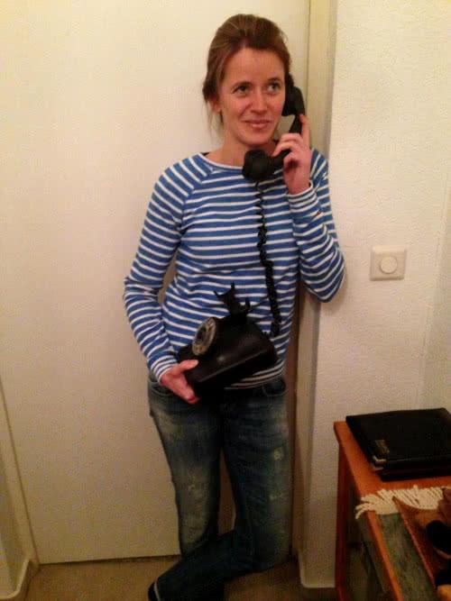 Digitalisierung der Reisewelt: das gute alte Telefon
