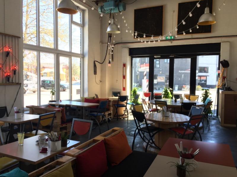 Haupstadttour; Cafe Tallinn