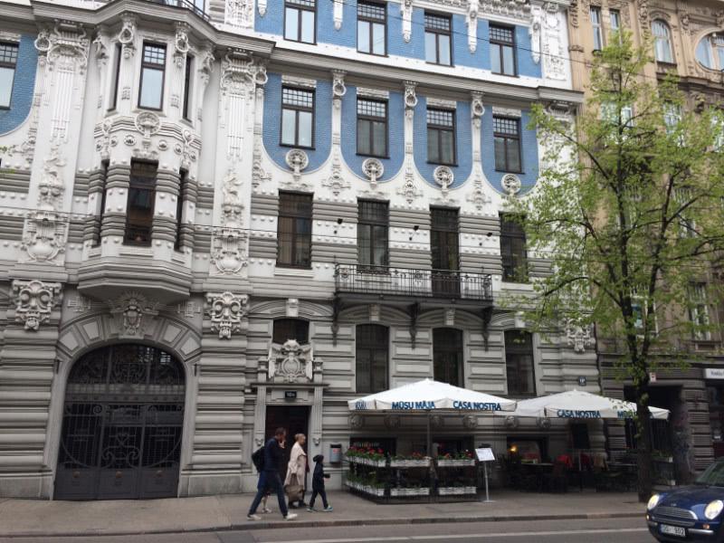 Hauptstadttour Riga