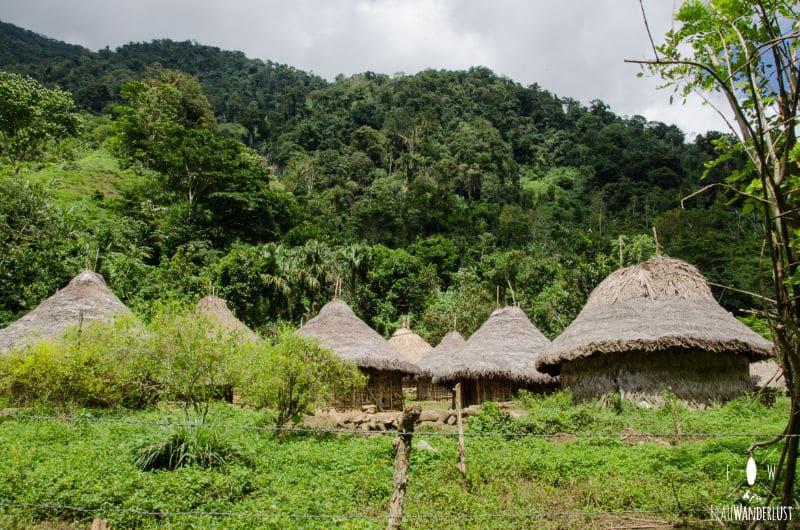Verlorene Stadt: Ort der Ureinwohner