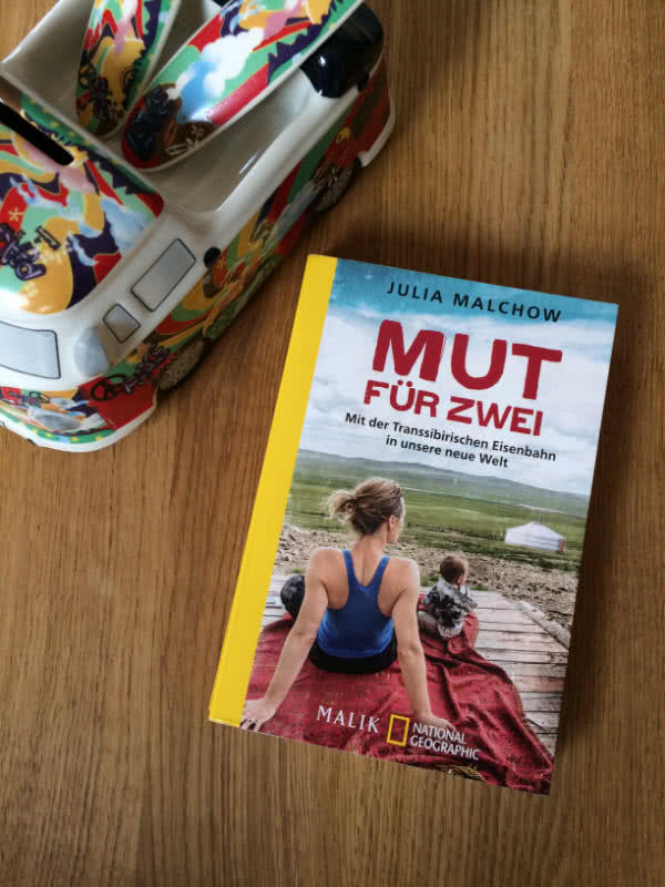 Buchempfehlung Einstimmung Elternzeit Reise